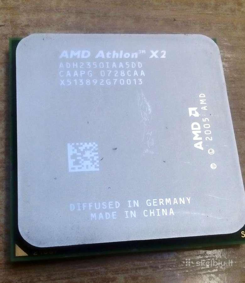 Procesorius Amd athlon x2 adh2300iaa5dd