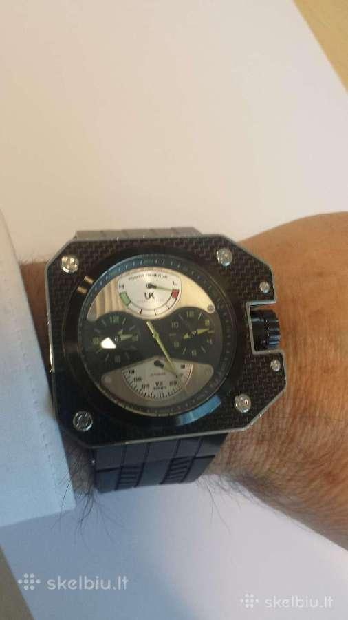 Stilingas vyriškas laikrodis