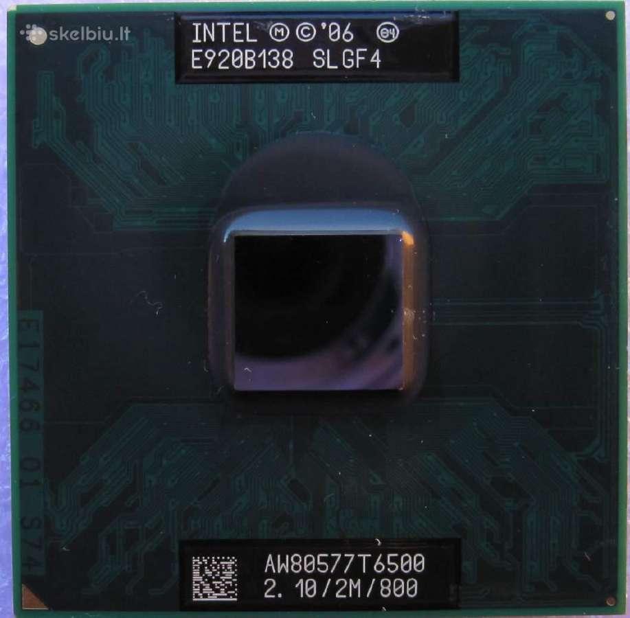Laptopointel® Core2 Duo Cpu T6500,p965,pm45,gl40