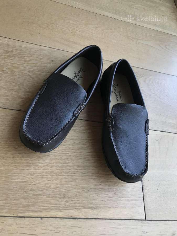 Vyr. batai-laiveliai (39 dydis)
