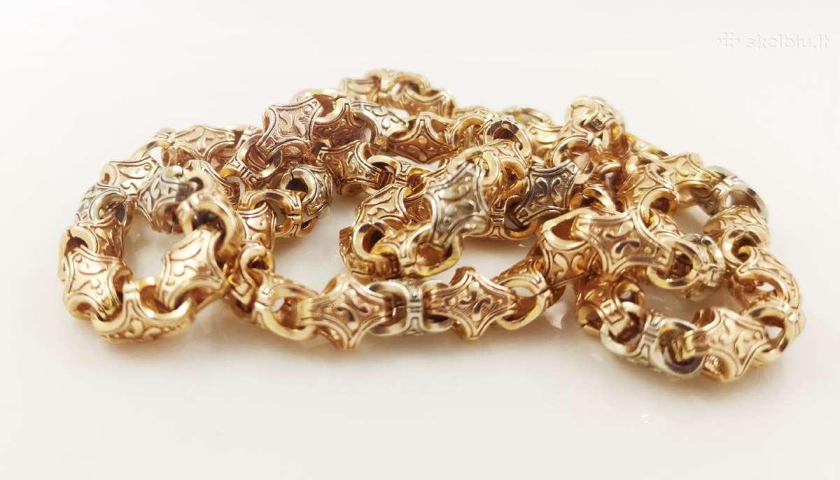 Grandinėlės 585 auksas