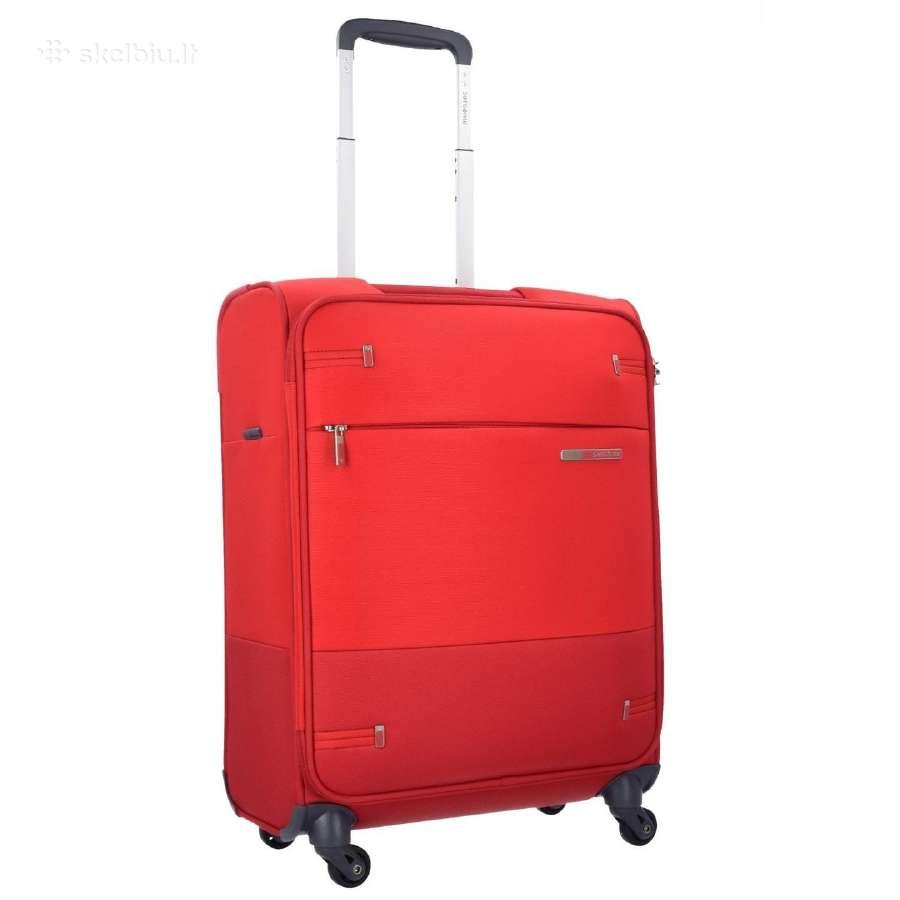 Naujas Samsonite 55cm.lagaminas (rankinis bagažas)