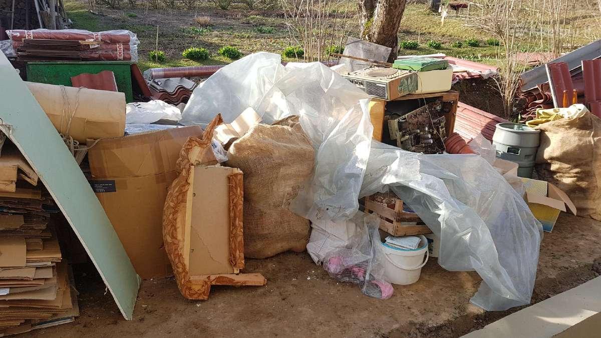 Skubus Šiukšlių išvežimas, atliekų tvarkymas