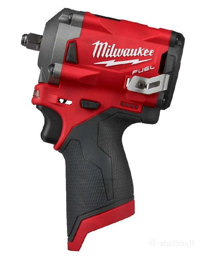 Milwaukee M12 Fiwf 12-0, Veržliasukis