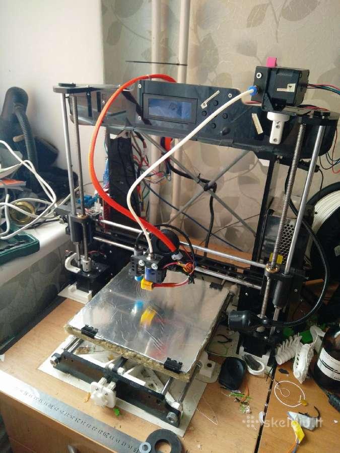 3D spausdintuvas Anet a8