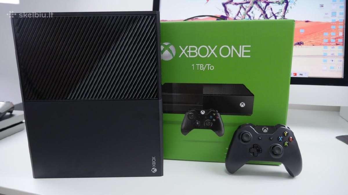 Su Garantija puikios būklės Xbox One