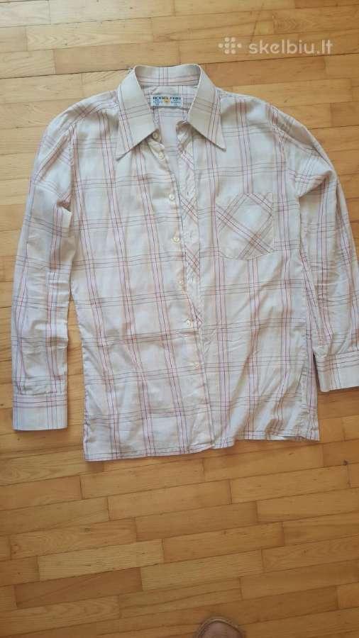 Vintažiniai marškiniai