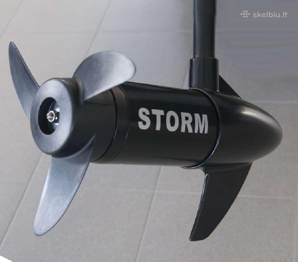 Valties variklis storm 40lbs 62 lbs