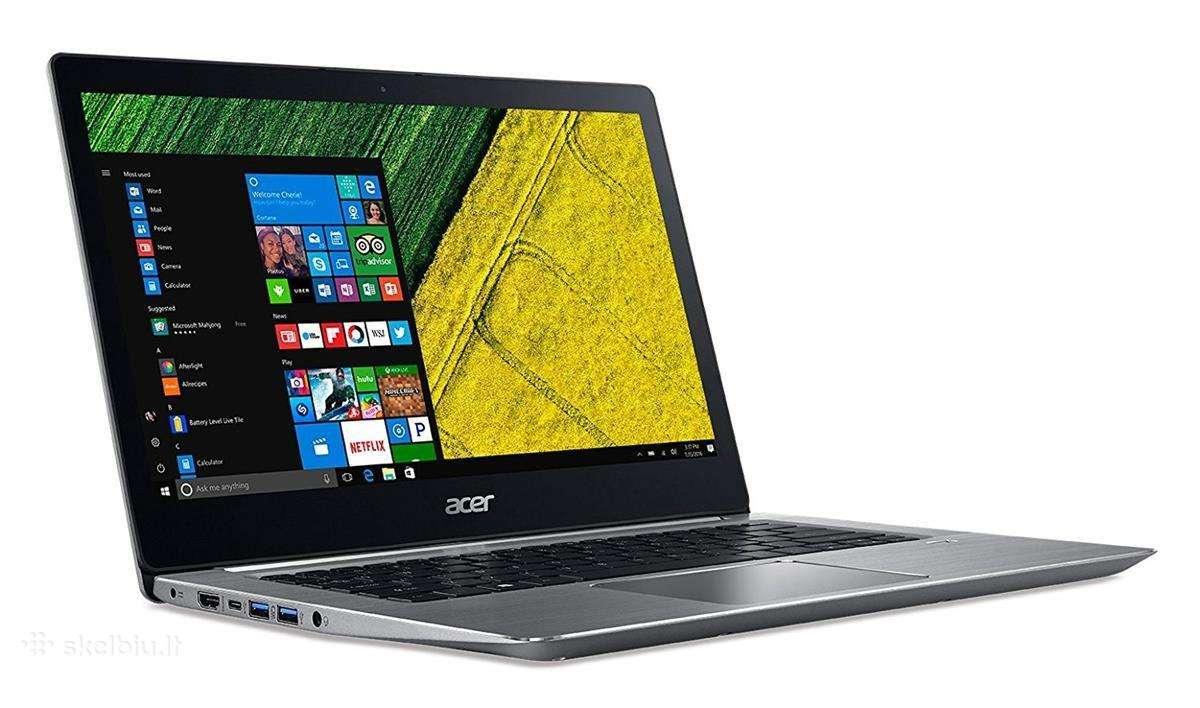 "Acer Swift 3 Sf315-52-52yx 15.6"" Ultrabook. Naujas"
