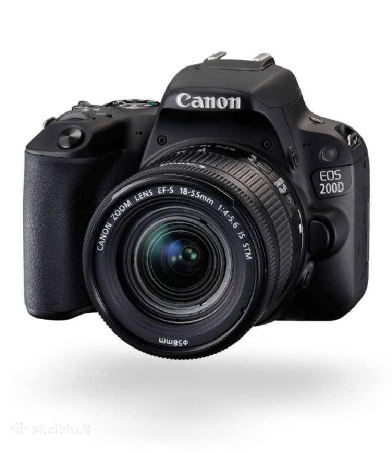 Canon EOS 200d (EOS Rebel Sl2