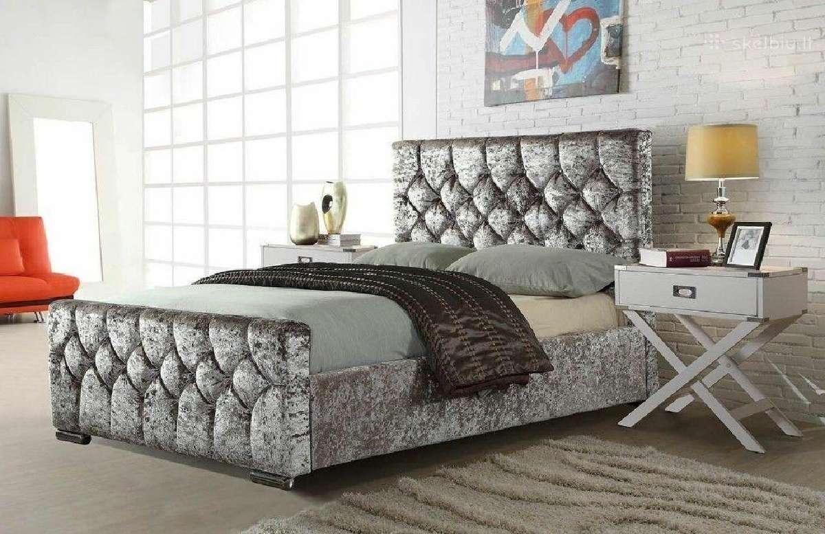 Nauja klasikinė lova