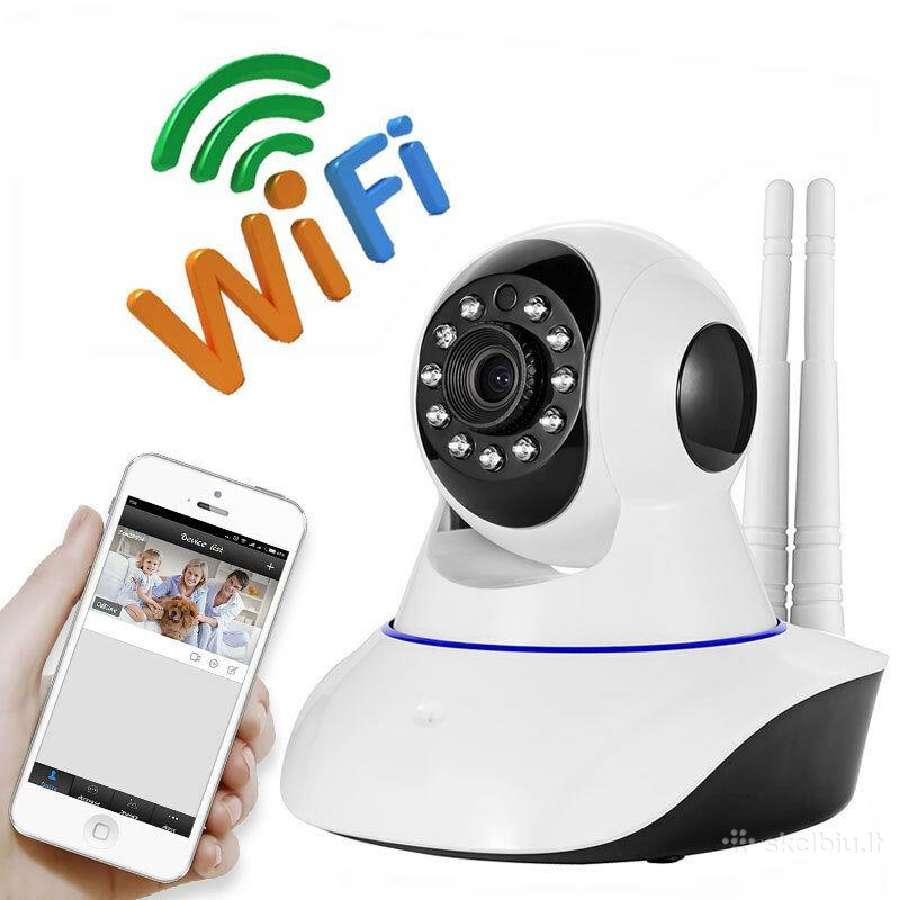 Ip WiFi belaidė vaizdo stebėjimo kamera 36eur
