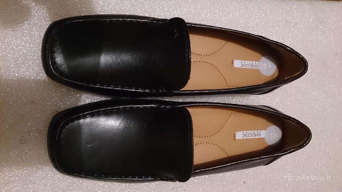 Parduodu naujus moteriškus batus Geox
