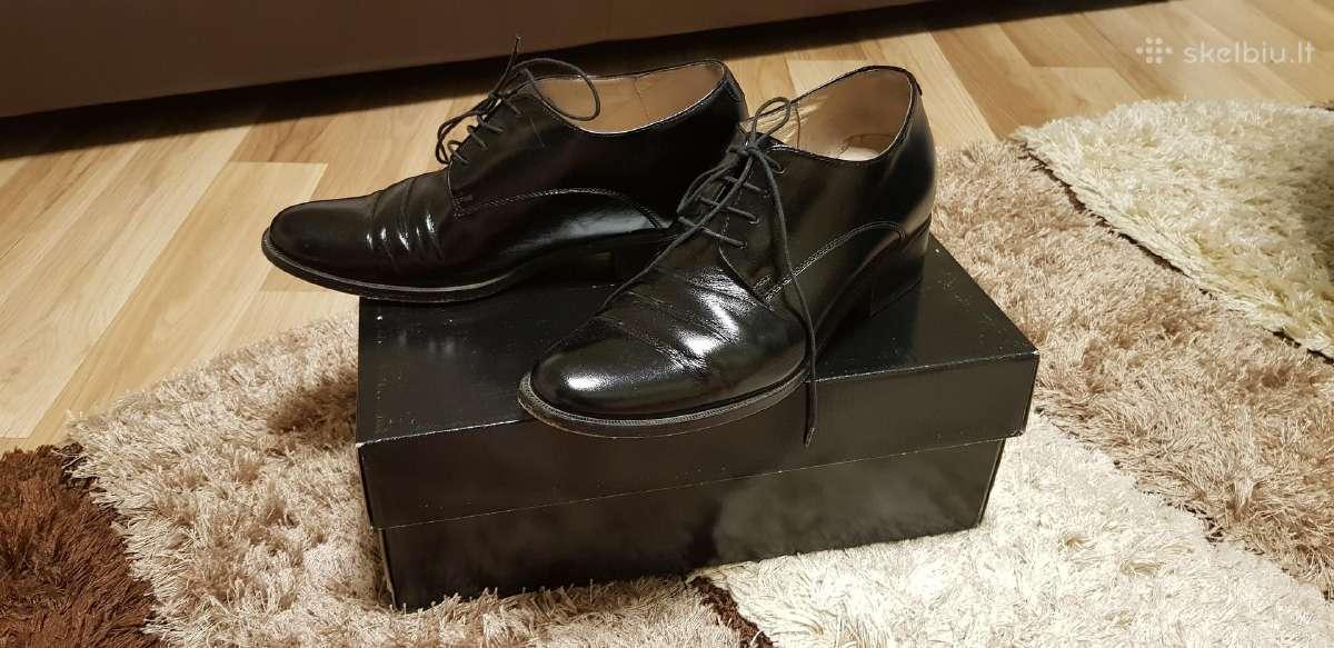 Vyriški batai su paaukštinimu