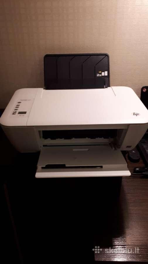 Rasalinis spausdintuvas hp