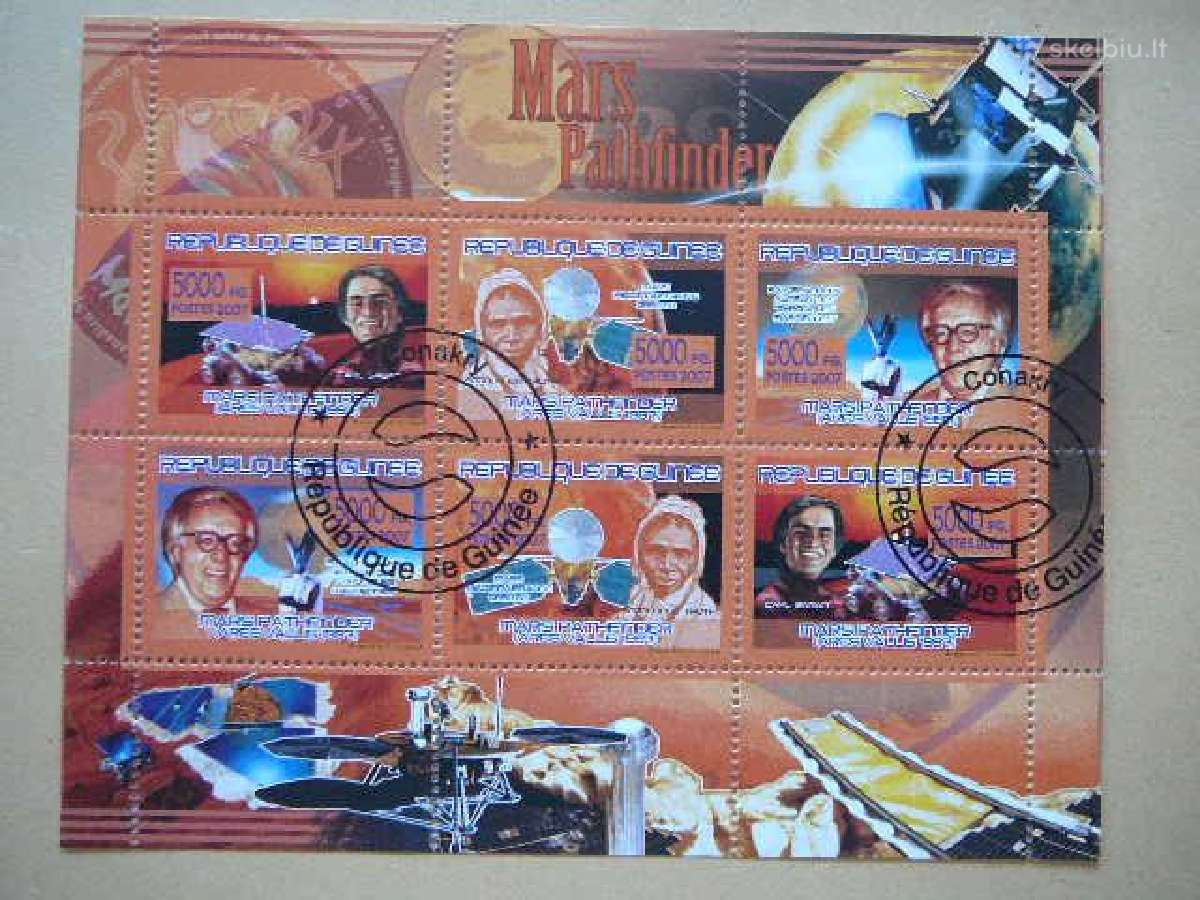 Kosmosas Marsas #gui07