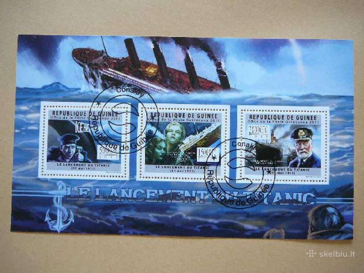 Laivai Titanikas #gui16
