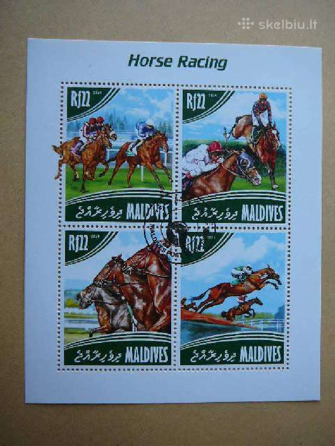 Arkliai #mal211