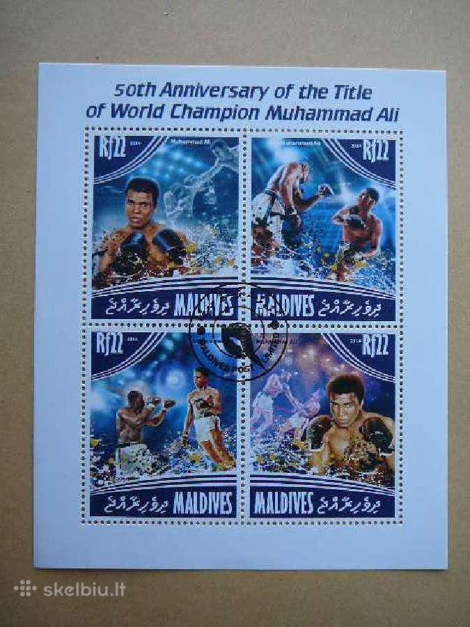 Boksas Muhammad Ali #mal213
