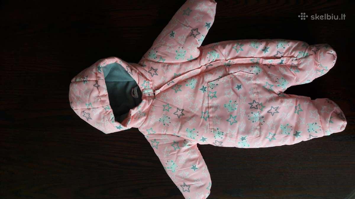 Parduodamas kūdikio kombinezonas (ūgiui 68 cm)