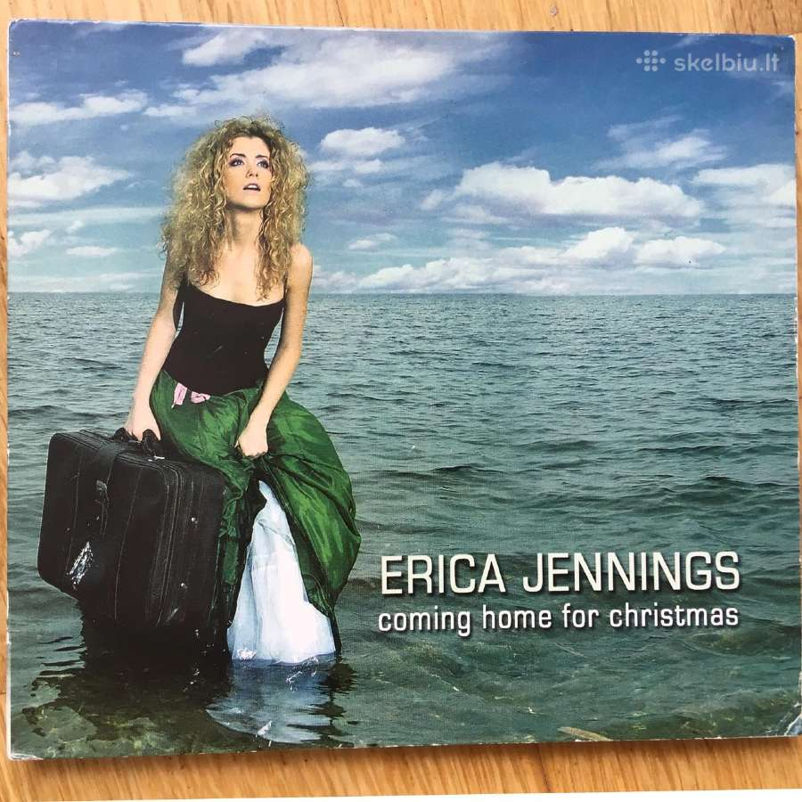 Coming Home For Christmas.Erica Jennings Coming Home For Christmas Cd