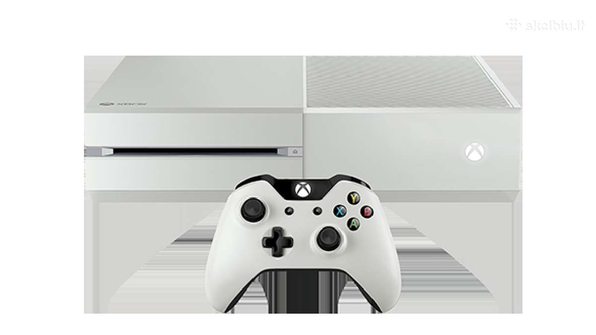 Konsolės Xbox one