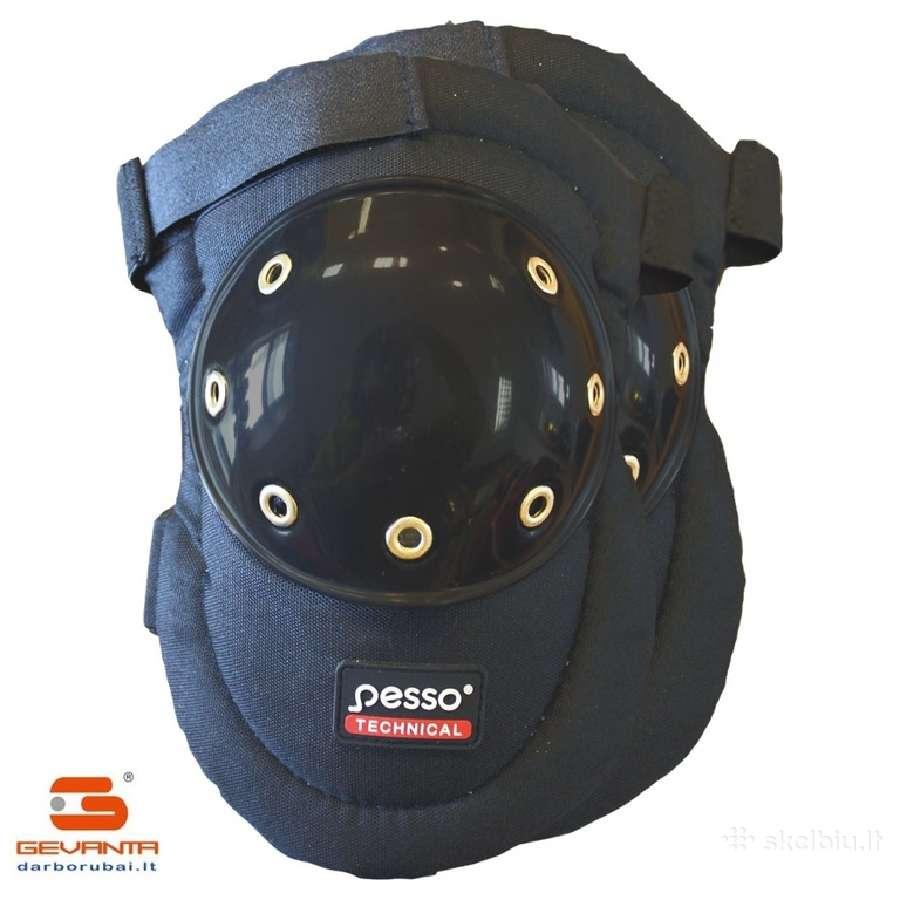 Antkeliai su plastiku Pesso Kp02 / Gevanta