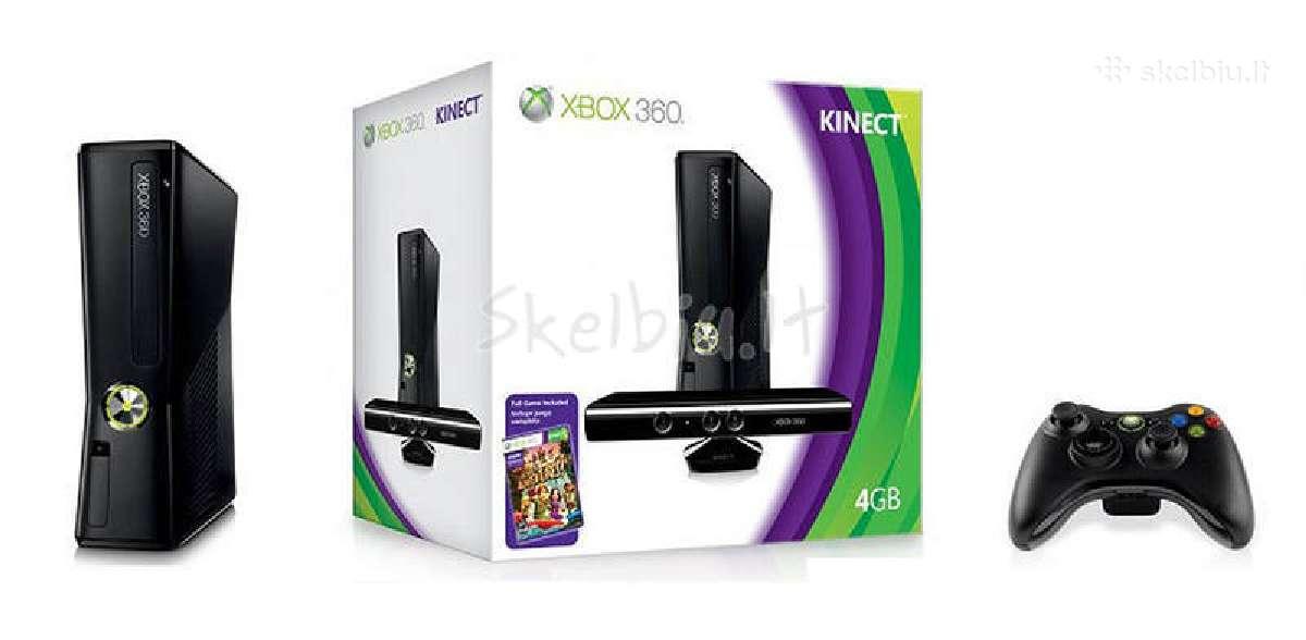 Atrišti xbox360 slim ir fat modeliai su garantija