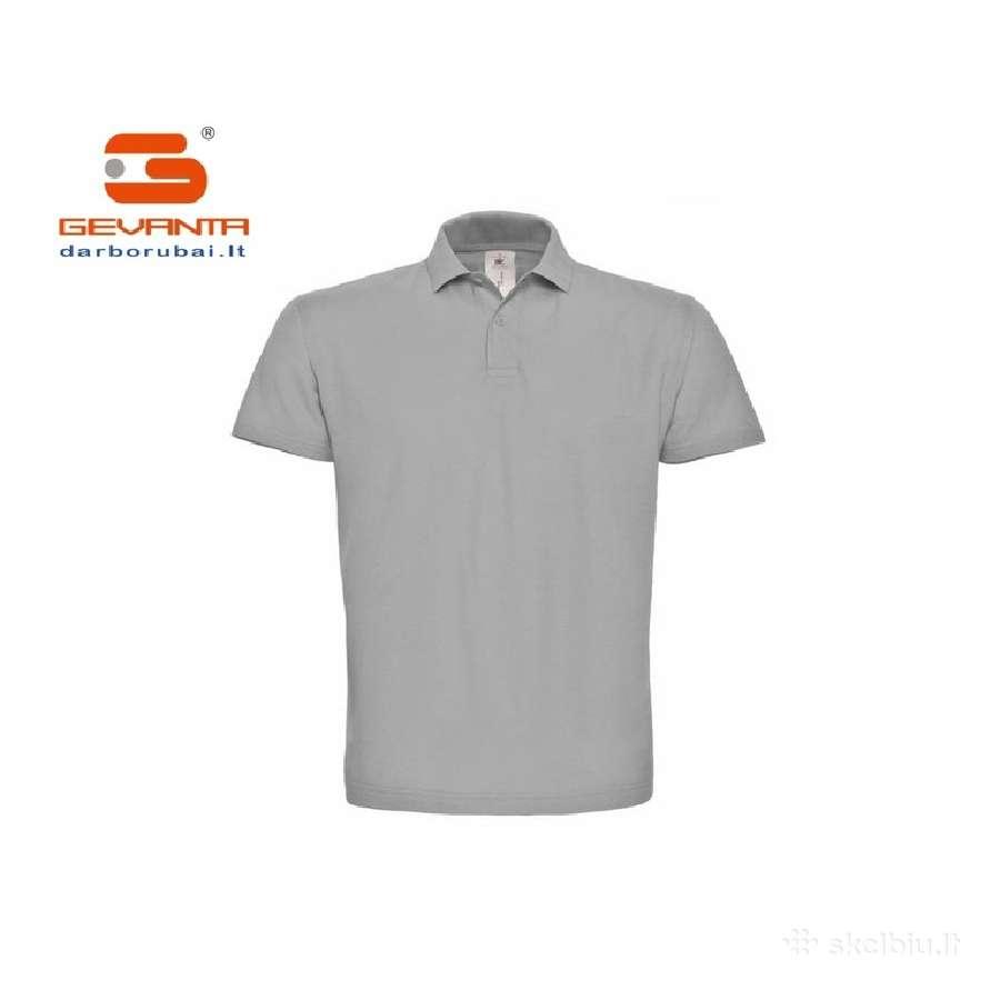 Lengvi ir malonūs polo marškinėliai