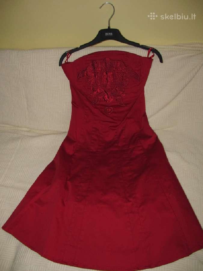 Parduodama nauja suknelė