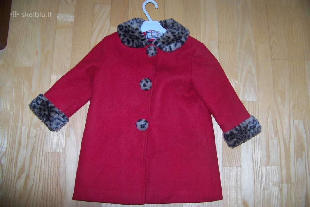 Dailus paltukas rudeniui-pavasariui