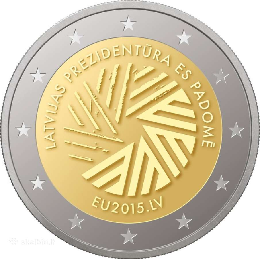 Latvisku euru rinkinukas