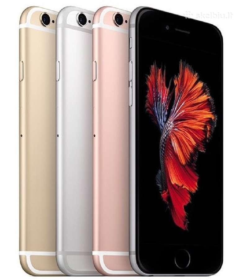 Naujas ir naudotas iPhone 6s
