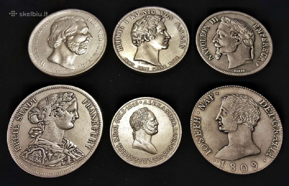 Parduodu monetas kopijas.