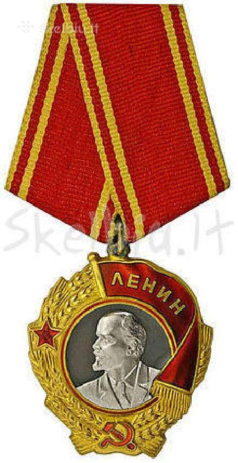 Brangiai perku ordinus ir medalius