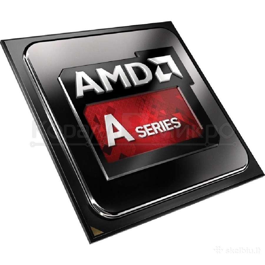 Stacionariu Pc procesoriai Amd Cpu Fm2, Fm2+