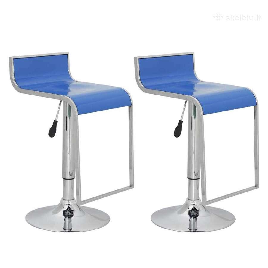 Vidaxl Stalai ir Baro Kėdės 60409