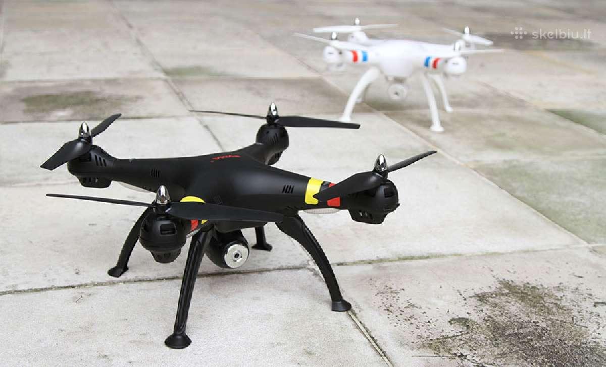 Dronai su Garantija Pigiau! Daug modelių Akcijos!