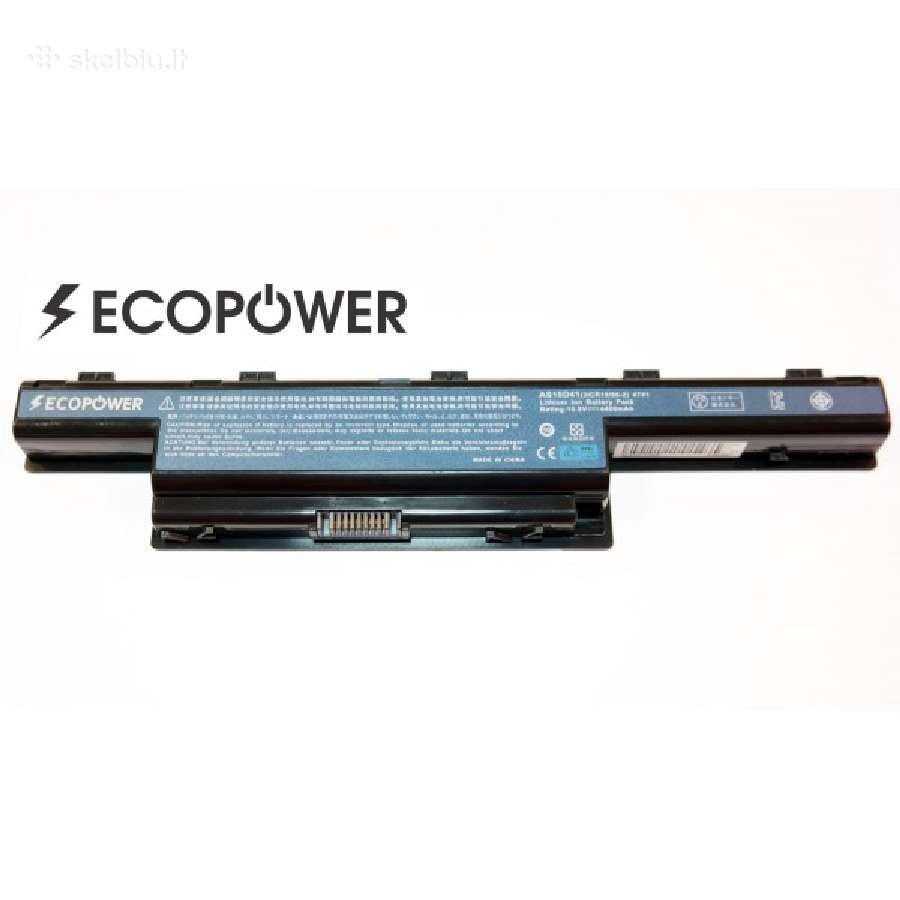 Naujos baterijos acer as10d41 - 35 eurai