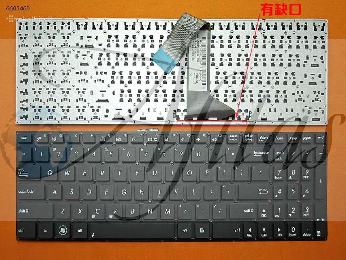 Asus kompiuterio klaviatura X550 X551x X550ld 16 e