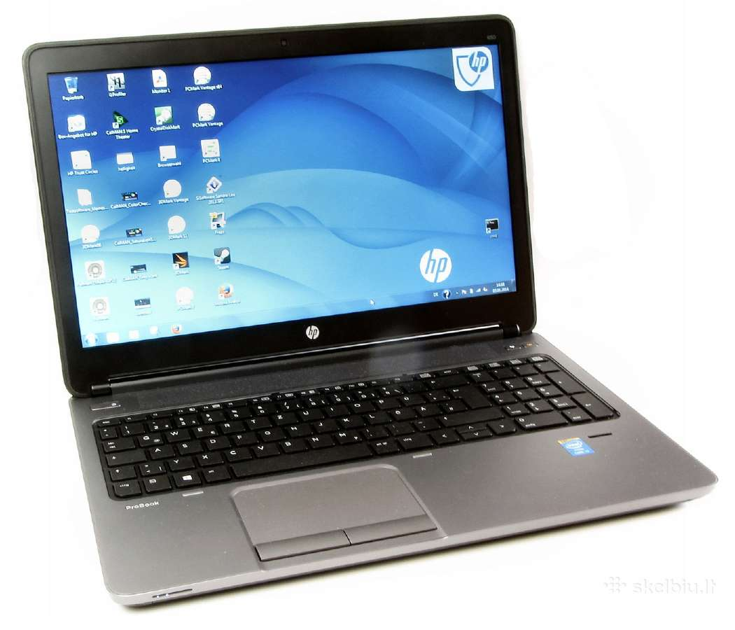 Parduodam dalimis Hp Probook 650 G1