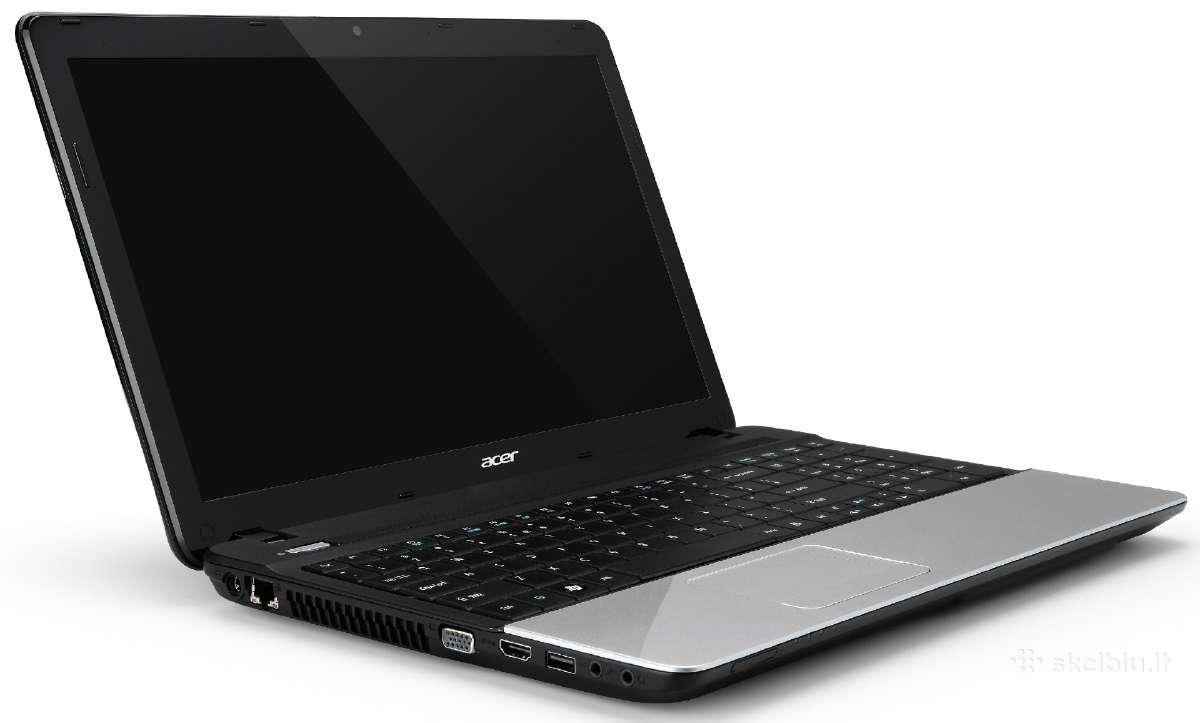Parduodam Acer Aspire E1-571 dalimis