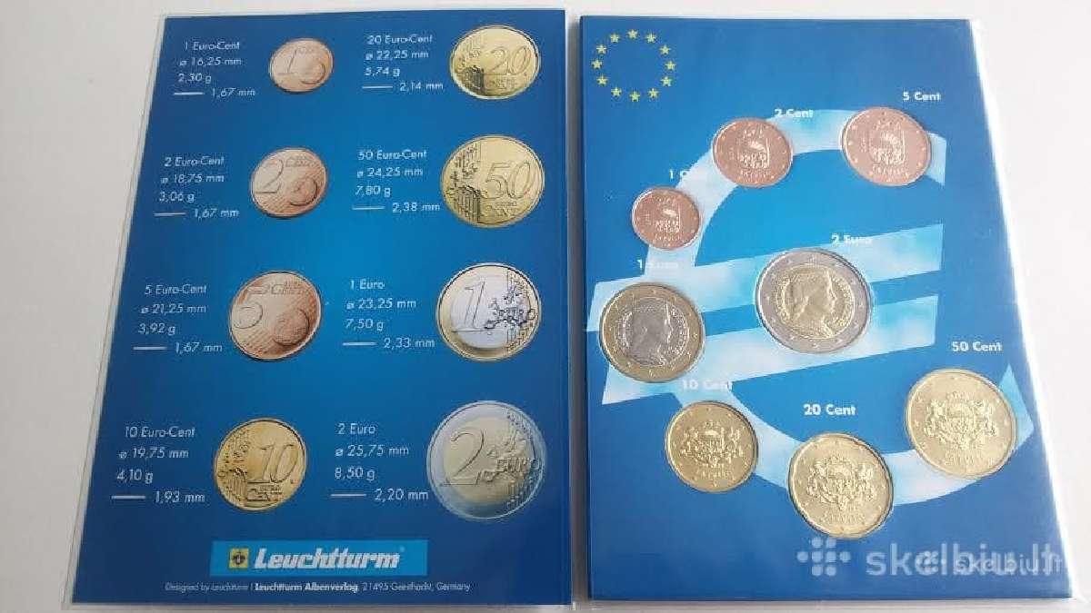 Siūlau Lietuvos Euru komplektą kaina 10 Euru.