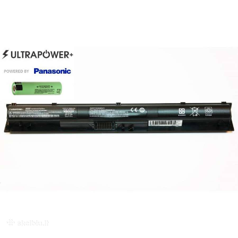 Hp Toshiba nešiojamų kompiuterių baterijos