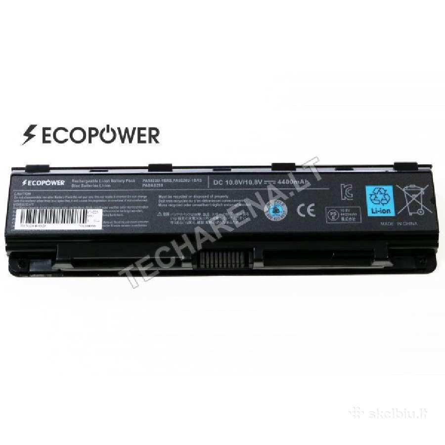 Naujos toshiba baterijos pa5024u-1brs ir kitos