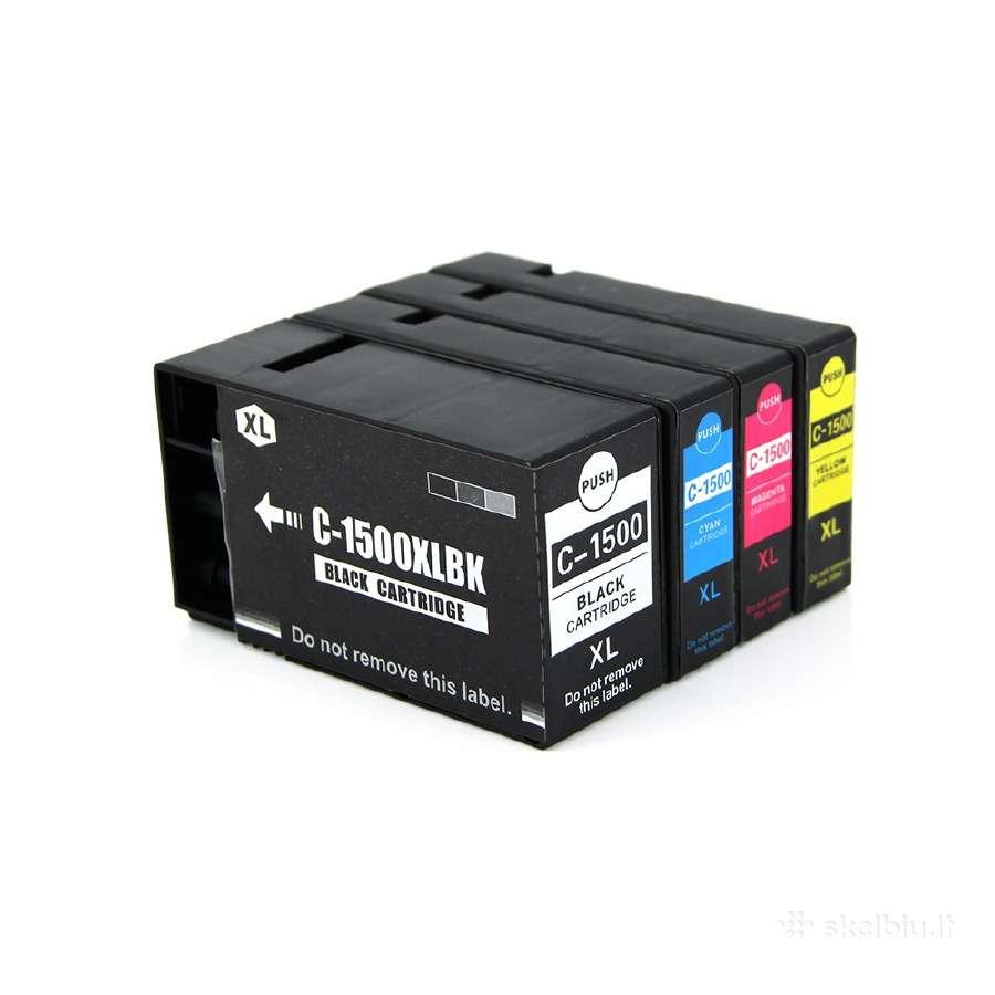 Canon Pgi-1500xl rašalo kasetės