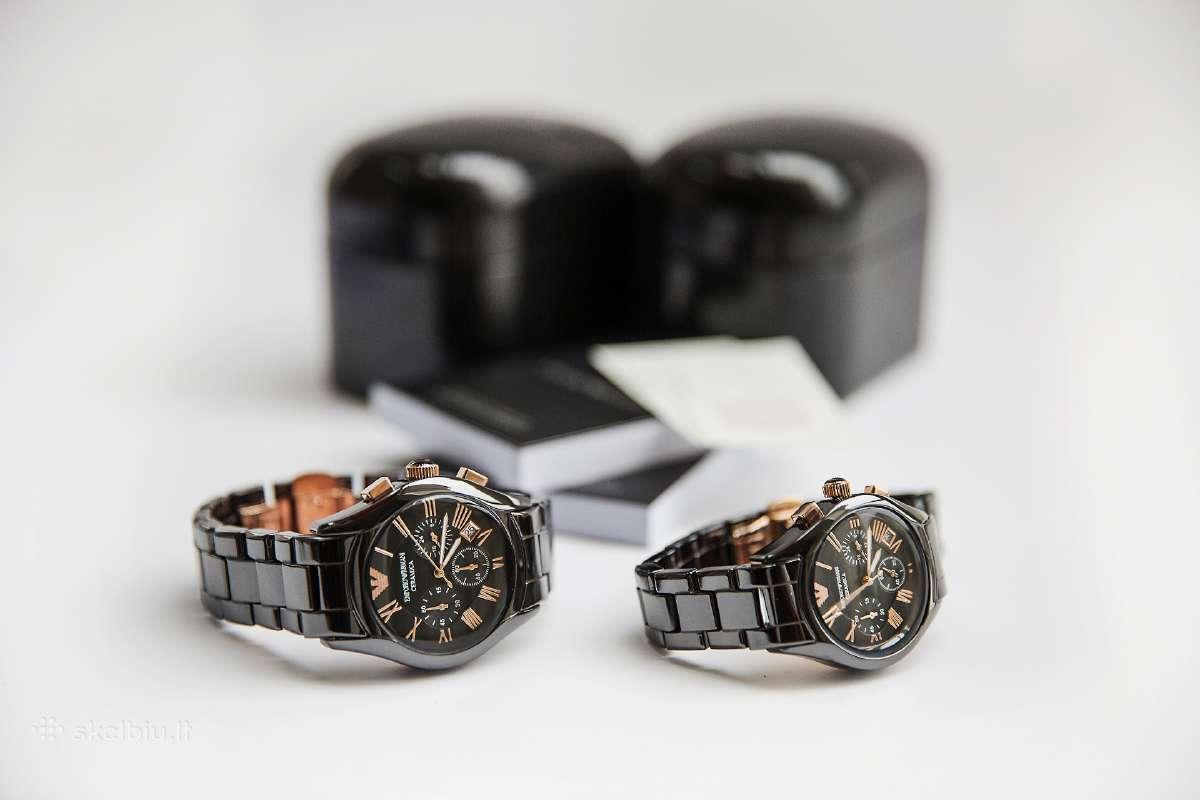Vestuvių dovana Emporio Armani laikrodžiai