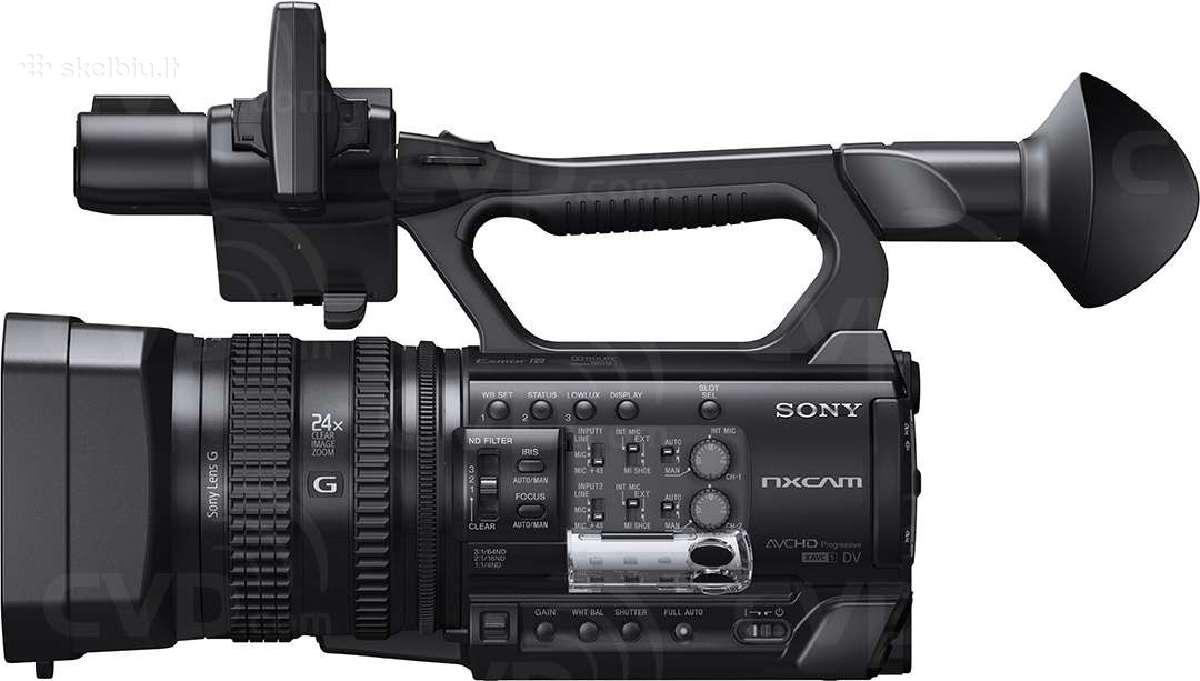 Sony Hxr-nx100 Pxw-x70 HD/4k vaizdo video kamera