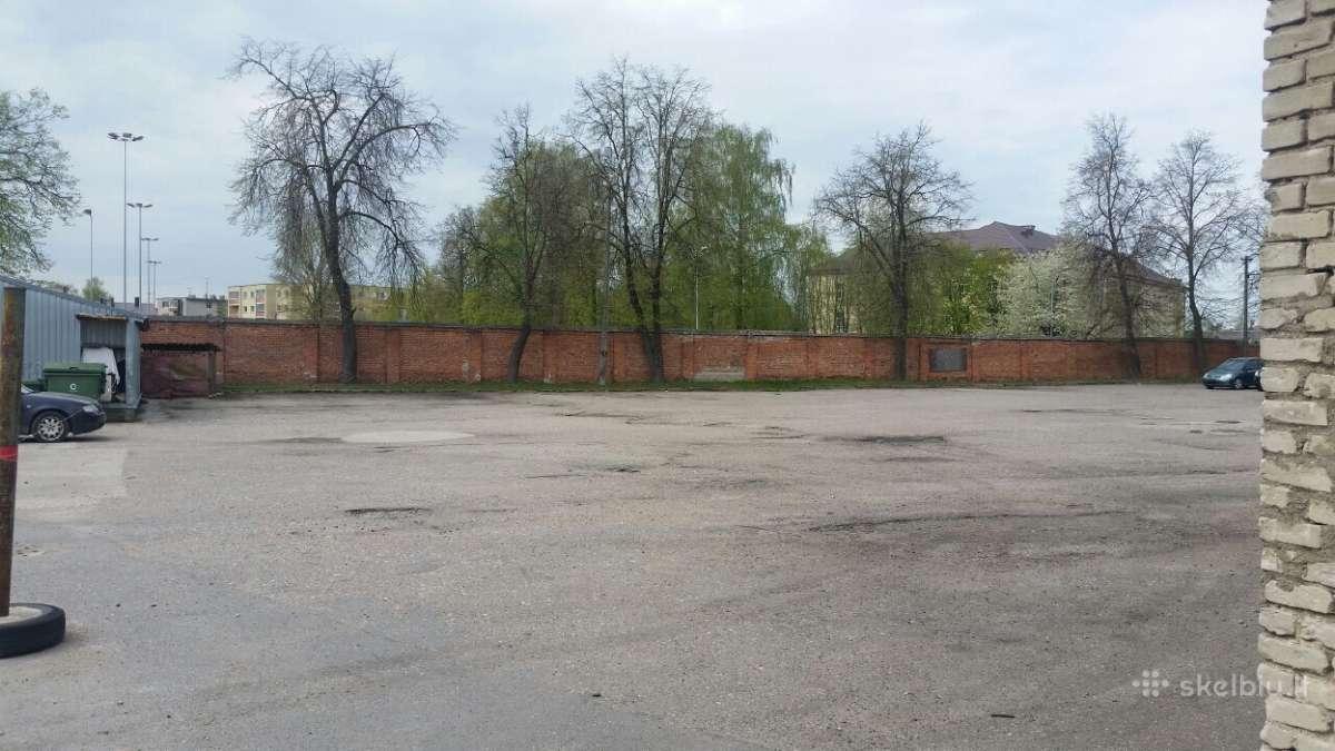 Nuomojamos vietos automobiliu parkavimui Uosio g.