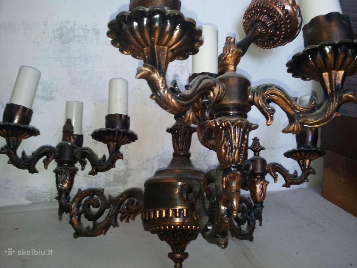 Senovinis šviestuvas
